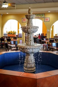 plaza pampa remodel new fountain