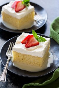 origin of tres leches cake